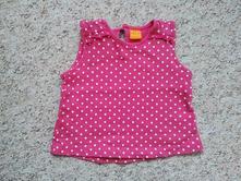 Bavlněné tričko, mini mode,68