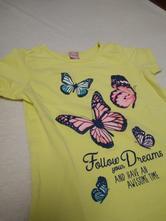 Dívčí tričko s potiskem, dopodopo,104