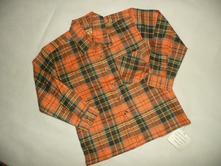 Košile flanel vel 92 kostka, kik,92
