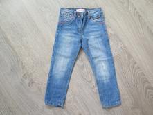 Jeansy pro holčičku next, next,98