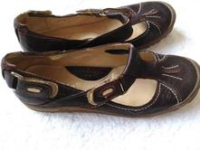 Kožené boty, 37