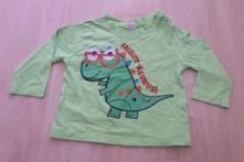 Tričko s dinosaurem f&f, f&f,74