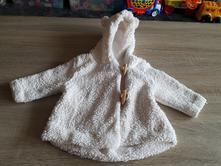 Fleesový kabátek značky next.velikost 3-6 měsíců, next,62