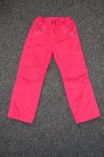 Malinové zateplené kalhoty kugo vel. 110, kugo,110