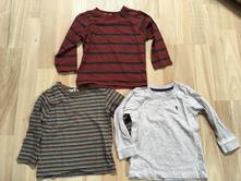 3 trička next, vel. 68, h&m,92