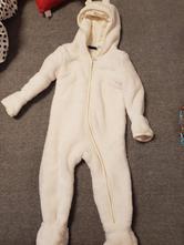 Fleece overal, lupilu,62