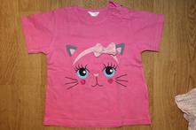 Tričko s kočičkou, pepco,80