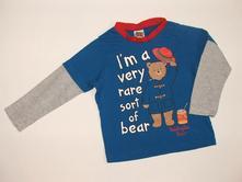 K1118 tričko vel. 4-5let, primark,110