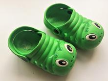 Nazouváky sandále housenka č.044, 21