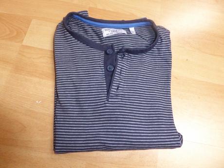 Tričko se 3 knoflíčky, c&a,146