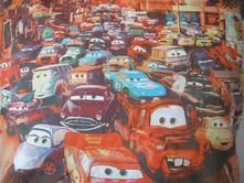 Polštář cars, 45,40