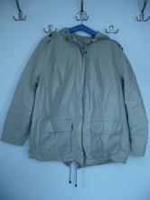 Dámská delší bunda (kabát) na podzim - nenošená, bonprix,48