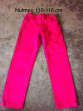 Kalhoty 110-116 cm, nutmeg,110