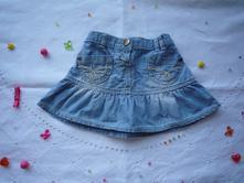Džínová sukně, next, next,80