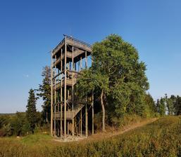 Cílem dnešního výletu bylo městečko Březová  nad Svitavou  a rozhledna Járy Cimrmanna.
