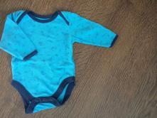 Modré body s medvídky, f&f,56