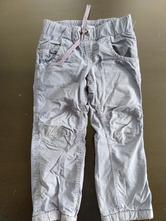 Zateplené kalhoty, dopodopo,110