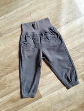 Slabé manžestrové kalhoty vel. 86 zn. lupilu, lupilu,86