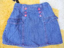 Riflová sukně, cherokee,116