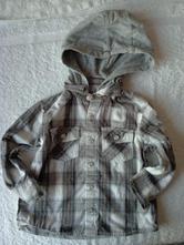 Košile s kapucí, next,92