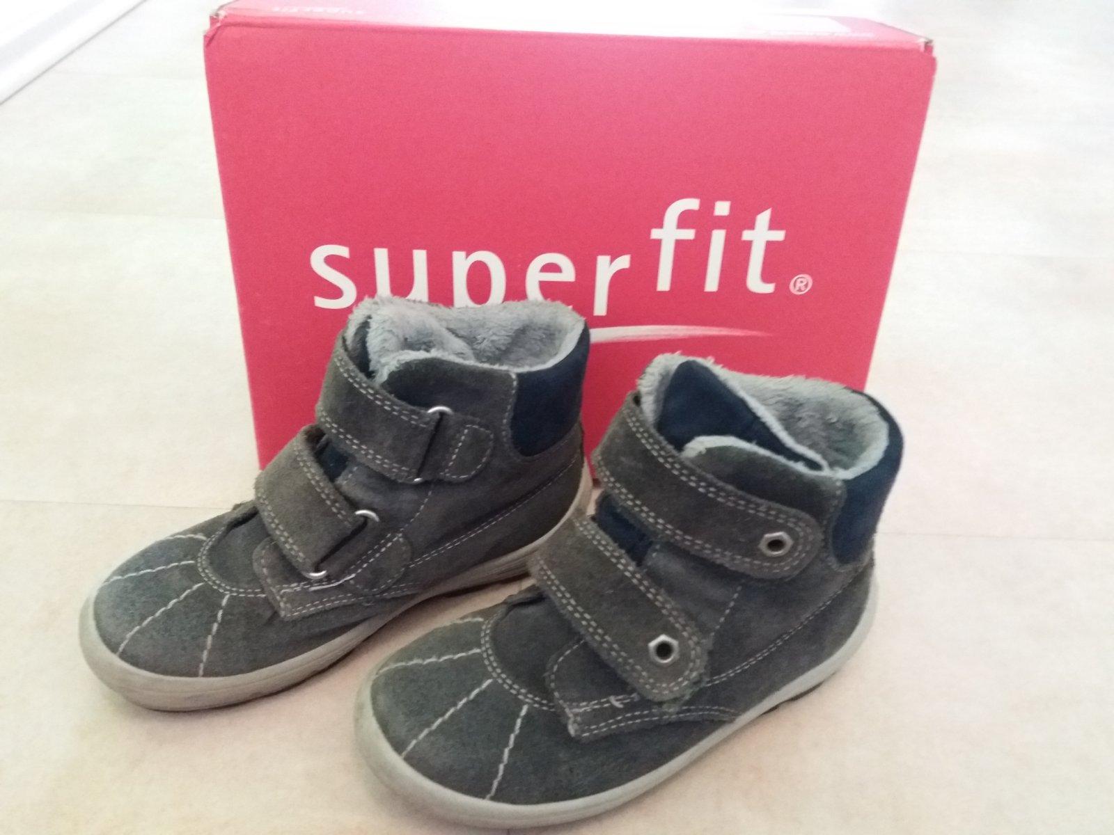 Zimní boty superfit vel. 27 82065e93e7