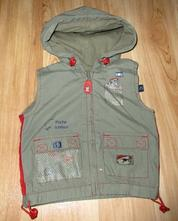 Plátěná vesta, kimbaloo,68