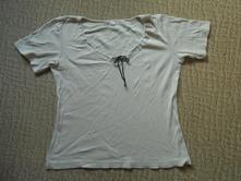 Krémové tričko, 38