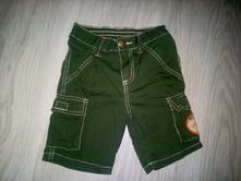 Zelené kraťase, 104