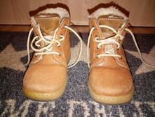 Zimní kotníkové boty, pegres,23