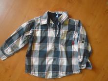 Košile dlouhý rukáve vel. 86, pompdelux,86