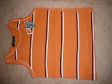 Tričko bez rukávu faf, f&f,134
