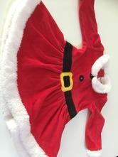 Šaty na vánoce, mikuláše 9-12 měsíců, f&f,80