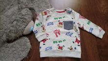 Vánoční mikina, f&f,86