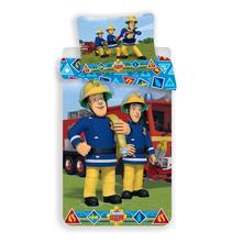 Dětské povlečení 140x200 požárník sam, 140,200