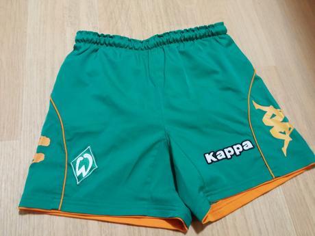 Kalhoty kraťasy zelené sportovní, kappa,152