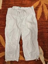 Těhotenské třičtvrteční kalhoty, xl
