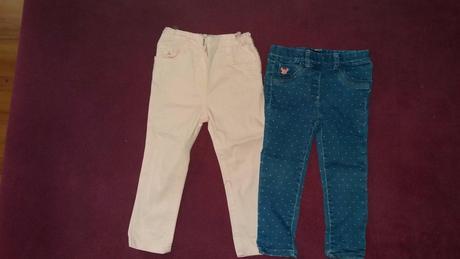 Kalhoty, primark,98