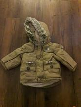 Zimni bunda, h&m,62