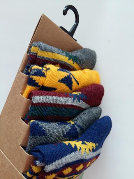 Ponožky rebel, rebel,23
