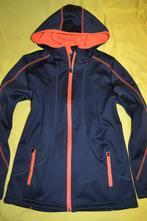 Softshellová bunda s fleece na 8-10let podzimní, crivit,140