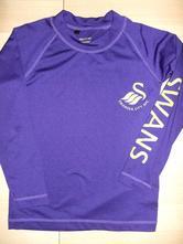 Funkčné športové tričko swansea, 134