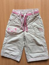 Plátěné kalhoty, next,68