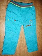 Fleecem podšité kalhoty, 86