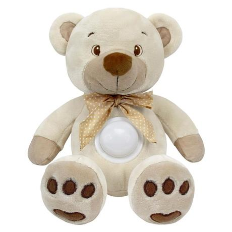 Plyšový medvídek s projektorem baby mix, 2 barvy,
