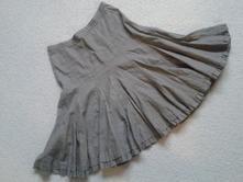 Lněná sukně, cherokee,s