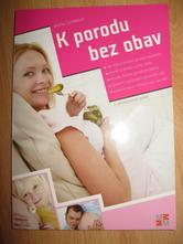 Kniha k porodu bez obav,