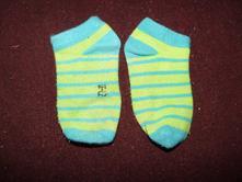 Kotníkové ponožky, 27