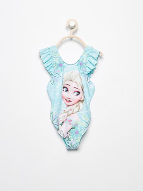 Krásné plavky frozen reserved, velikost 86/92, reserved,86 / 92