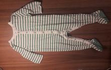 Overal / pyžamko m&s vel 76 cm (9-12 měs), marks & spencer,80