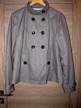 Lehký antracitový kabátek, a9, camaieu,l